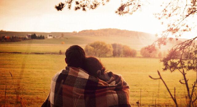 Ημερεύει ο άνθρωπος όταν αγαπιέται..